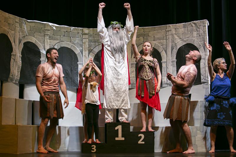 spectacle danse ellzidanse theatre saintes charente maritime sauvons nos gaulois