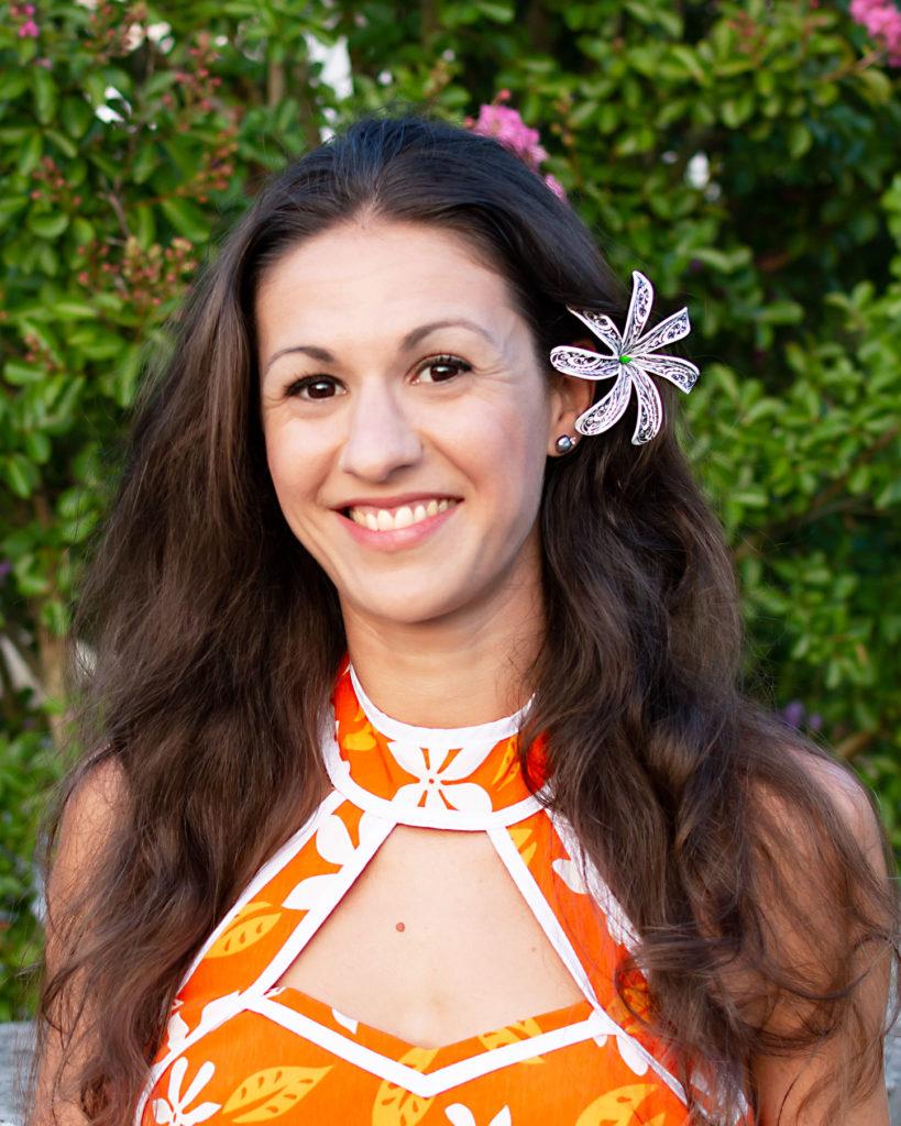 Mélanie Denis Ellzidanse professeur de danse