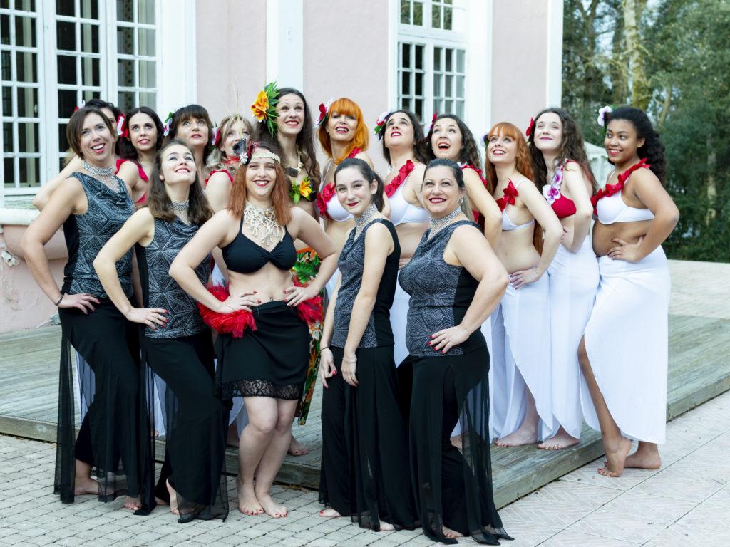 Spectacle Compagnie de Danse Saintes