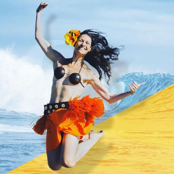 EllZi-Danse - Danse tahitienne à Saintes