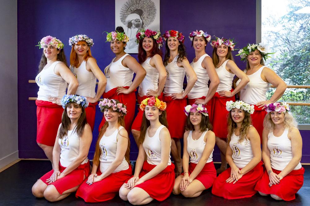 Compagnie Danse Tahitienne EllZiDanse