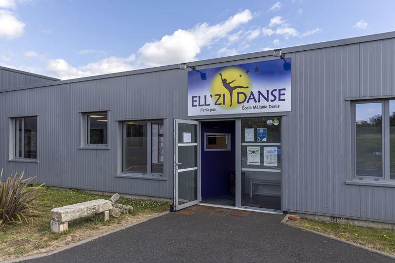 Ecole Ell'Zi Danse Saintes - extérieur