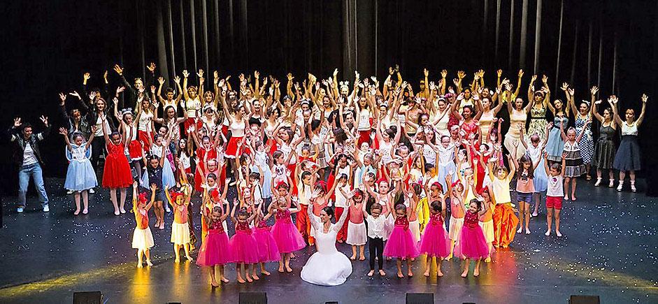 Ecole de danse EllZiDanse Saintes