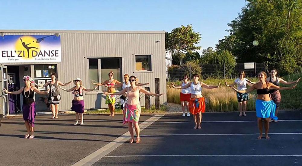 Miniature Ellzi Danse Flashmob