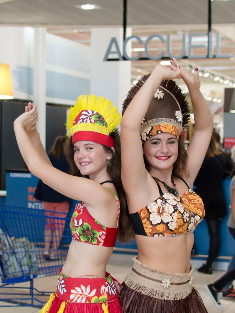 Danse Tahitienne Leclerc Saintes EllZi Danse