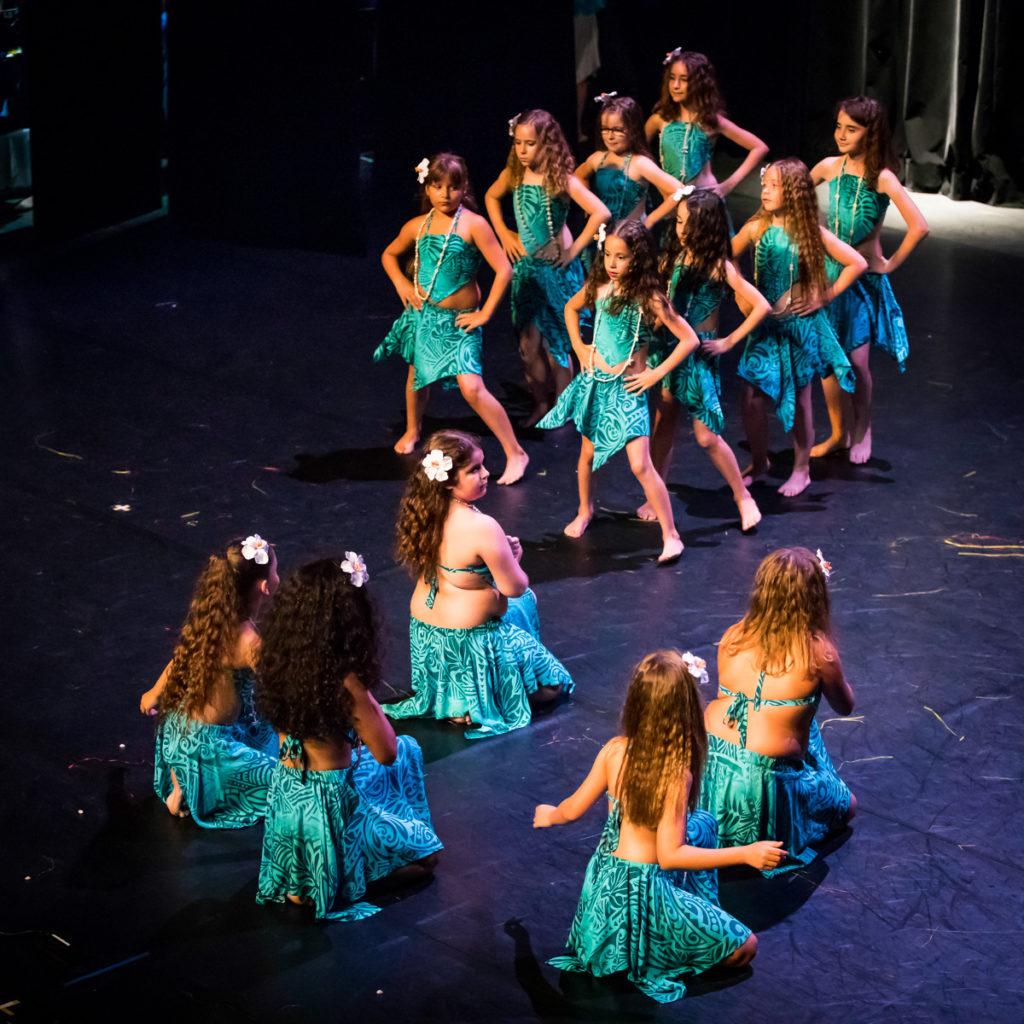 Spectacle école danse Gallia