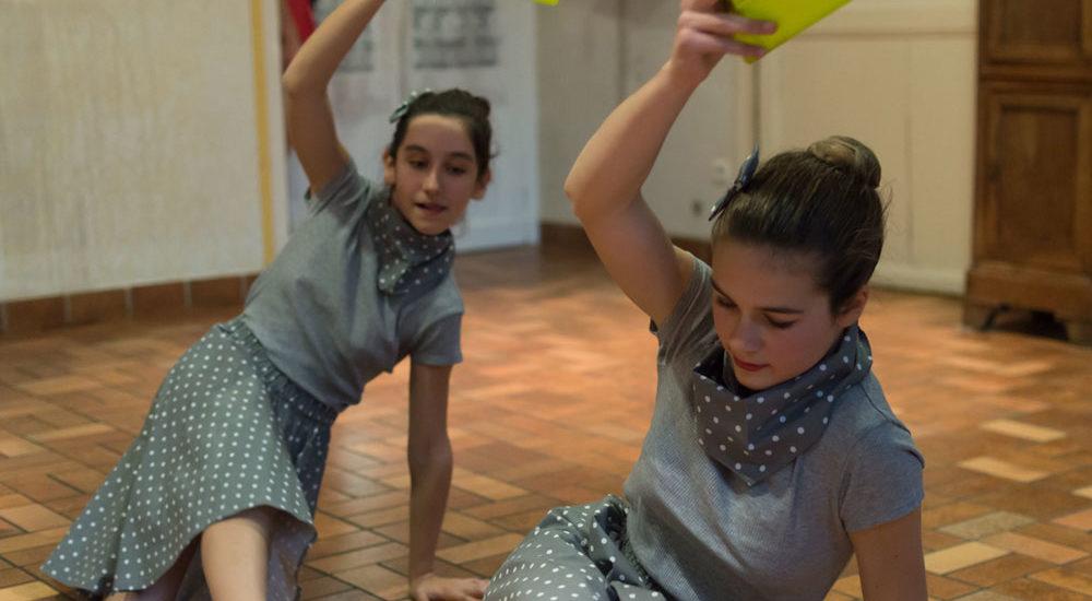 Spectacle de Noël EllZi Danse 2017