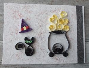 Quilling Ateliers créatifs des mouettes