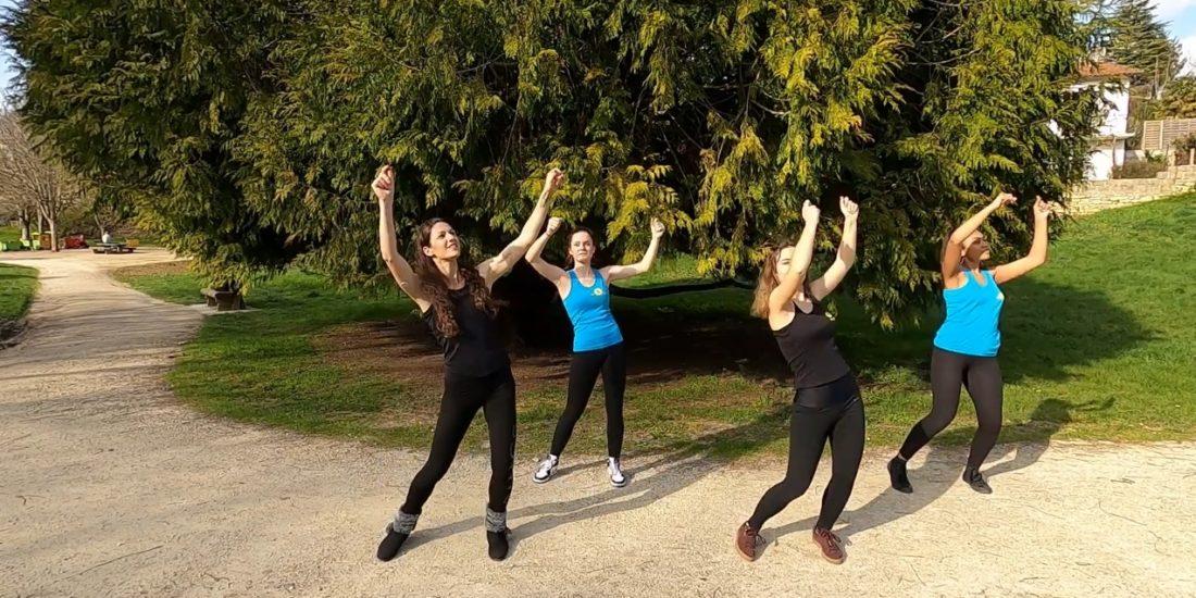 Danser Encore - Ell Zi Challenge à Saintes (17)